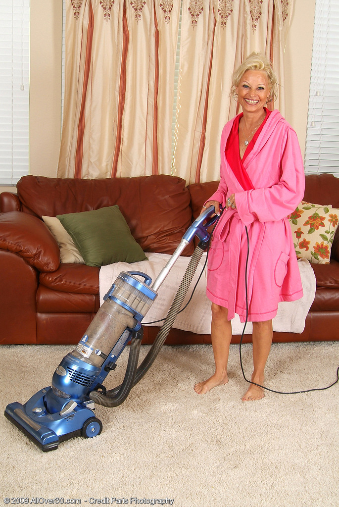 Super  Super  Super  Super  Super Horny Grandmother from  Milfs30  Takes off After the Housework is Done
